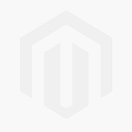 Galvanized Ice Bucket with Brass Accents